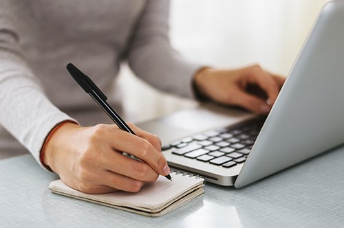 How to Write: Brief Initial Report